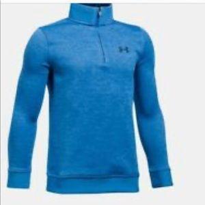 Under Armour Boys Junior Y Storm Sweaterfleece
